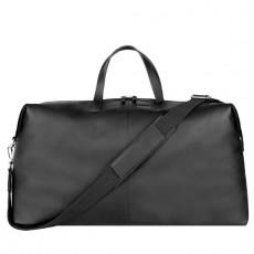 Damien Black Leather