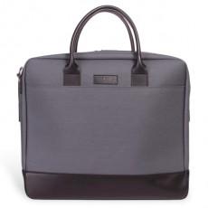 Keller 24H Cordura Grey Black Leather