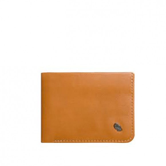 Portefeuille Hide and Seek Anti RFID Caramel