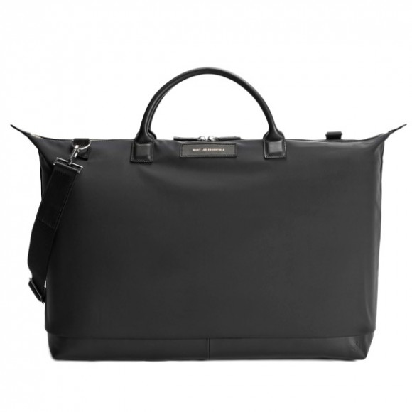 Sac Week End Hartsfield Noir Nylon Noir