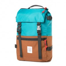 Rover Pack Turquoise Rouille