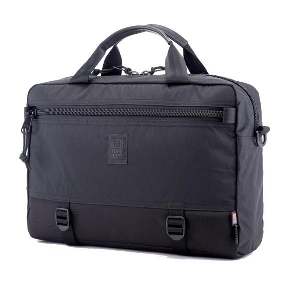 Commuter Briefcase X-Pack Ballistic Noir