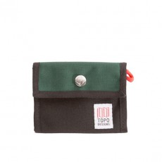 Snap Wallet Forest Black