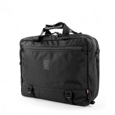 "3-Day Briefcase Ballistic 15"" Black New18"
