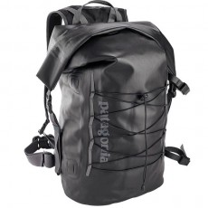 Stormfront Roll Top Pack 45 L Black