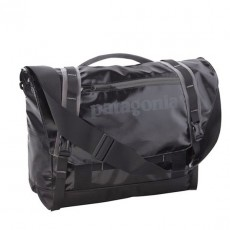 Black Hole Mini Messenger 12L Black