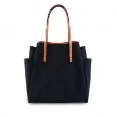Shopper 380 Noir Marron