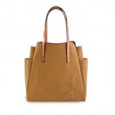Shopper 380 Curcuma Marron