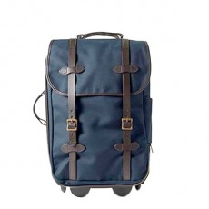 Rolling Carry-On Bag Medium Bleu