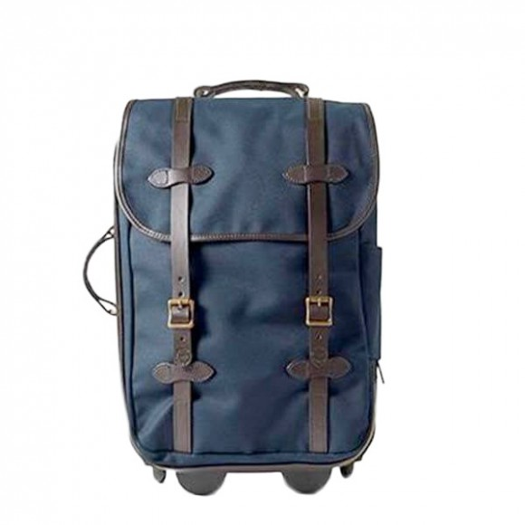 Rolling Carry-On Bag Medium Bleu