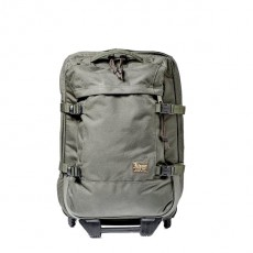 Ballistic Nylon Dryden 2-Wheel Rolling Carry-On Bag Otter Green