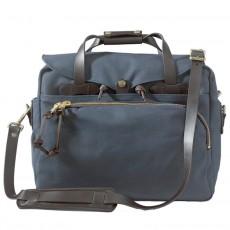 """Padded Computer Bag 17"""" Bleu"""
