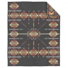 Pueblo Dwelling Heritage Blanket