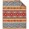 Point Reyes Jacquard Robe Blanket
