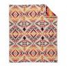 Thunder and Earthquake Ivory Blanket