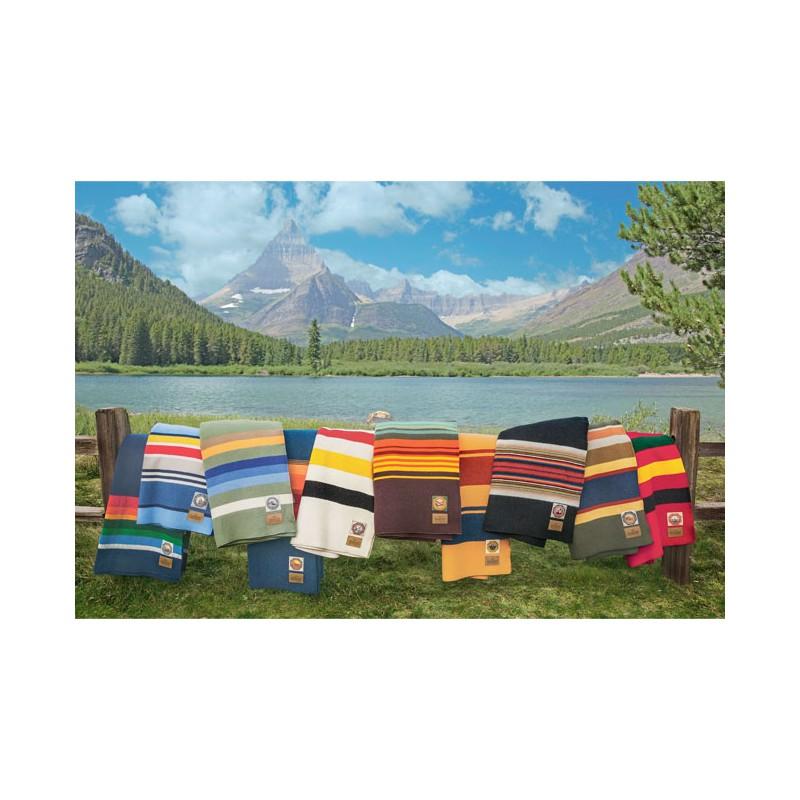 Pendleton Glacier National Park Blanket Full Size 399 047307cec108