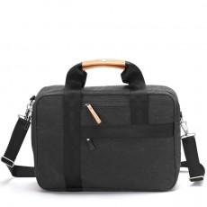 Office Bag Washed Black