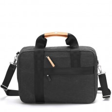 Office Bag Washed Black