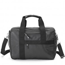 Office Bag Organic Jet Black
