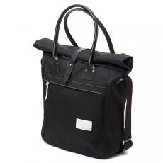 2Way Tote Bag Black