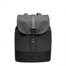Drawstring Backpack Black