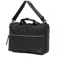 24210 Various 3 Way Briefcase Black