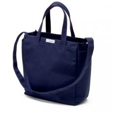 2 Way Tote Bag Bleu