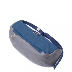 Nanamican Waist Bag Gray Blue