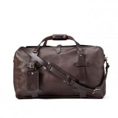 Duffle Medium Weatherproof Leather Sierra Brown