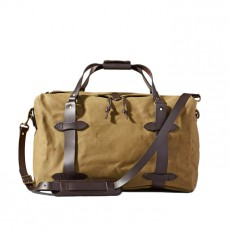 Fils 70325 Medium Rugged Twill Duffle Bag Tan