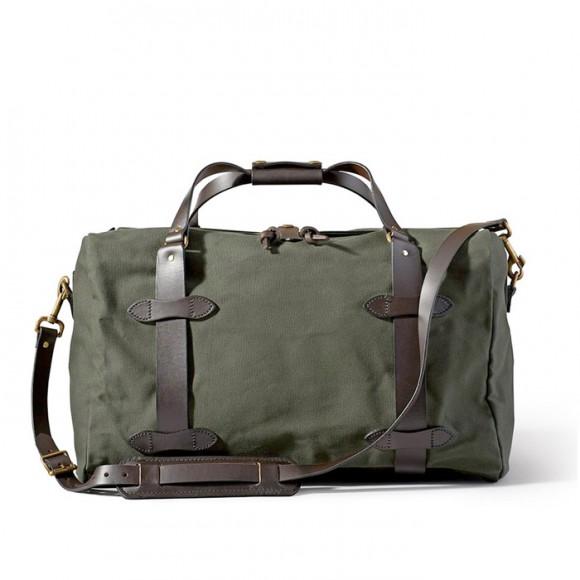 Carry On Duffle Bag Medium Otter Green