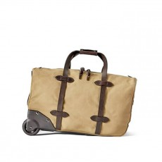 Rolling Duffle Small Tan