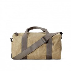 Field Duffle Small dark Tan