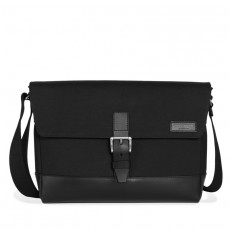 Belleville M Black Black Leather