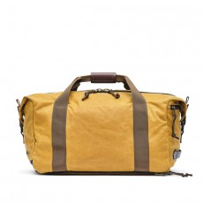 Tin Cloth Duffle Pack Dark Tan