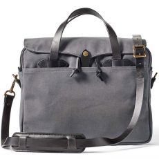"Rugged Twill Original Briefcase 15"" Cinder"