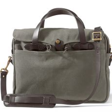 "Rugged Twill Original Briefcase 15"" Otter Green Bolsa en Bandolera"