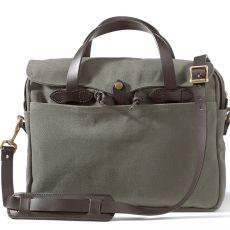 "Rugged Twill Original Briefcase 15"" Otter Green"