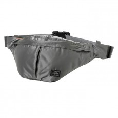 Tanker New Waist Bag L Silver Grey