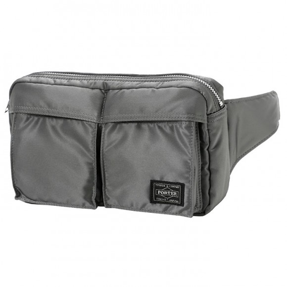 Tanker New Waist Bag Silver Gray