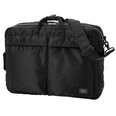 "Tanker New 3 Way Briefcase 15"" Black"