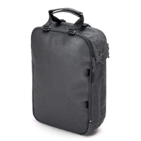 Daypack Graphite Leather