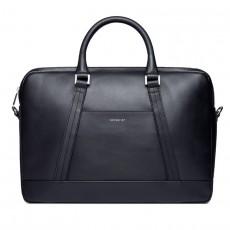 Melker Black Leather