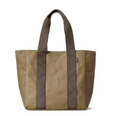Grab and Go Tote Dark Tan