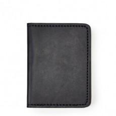 Passport & Card Case Brown