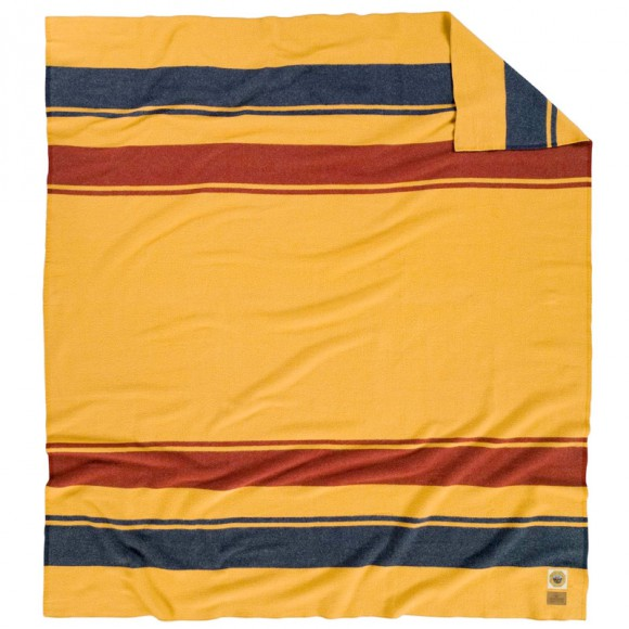 Yellowstone National Park Blanket Full Size