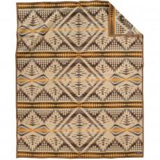 Diamond Desert Blanket Queen Size