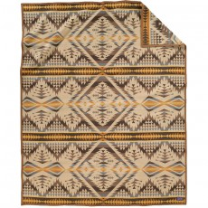 Diamond Desert Blanket Queen Size