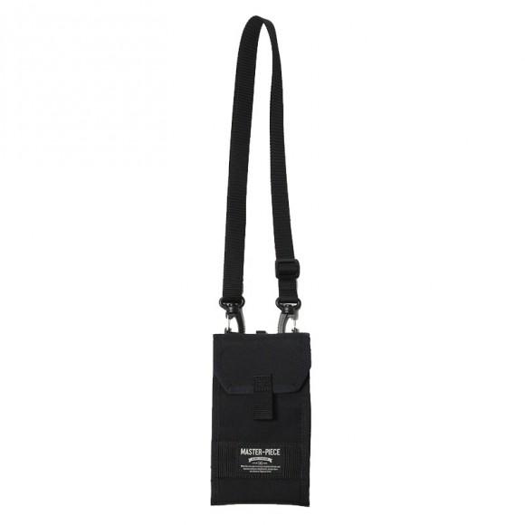 55050 Quick Shoulder Pouch Nylon Black