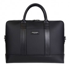 Montorgueil Full Black Leather